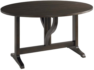 Bassett Provence Gate Leg Console Table 616645