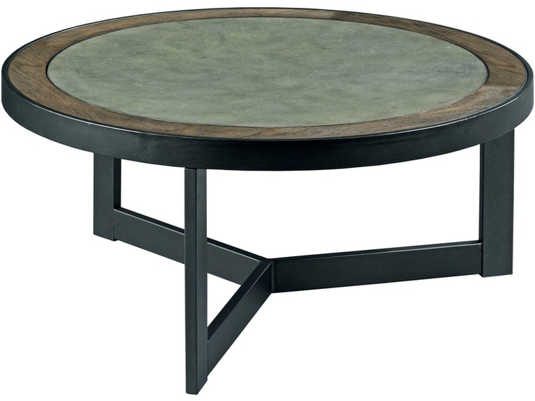 Hammary Living Room Round Tail Table 705240 At Talsma Furniture