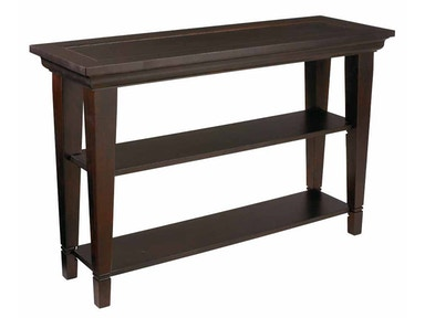 Bassett Easton Console Table - Java 30224