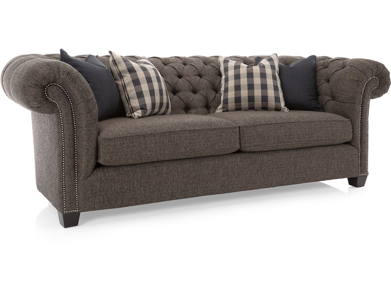 Decor Rest Sofa With Pillows 7000