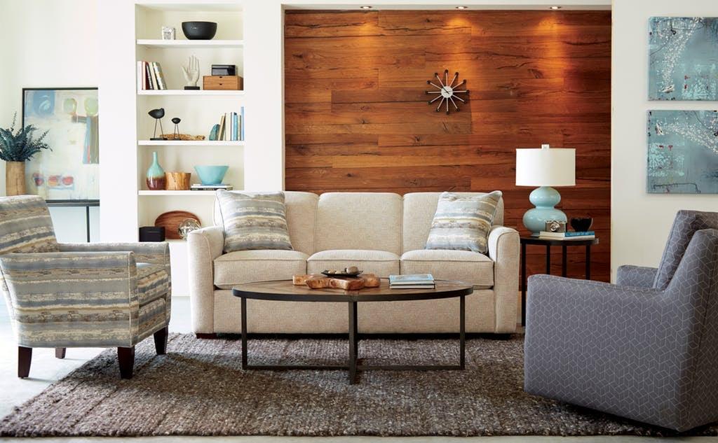 Cozy Life Sofa With Pillows 738667