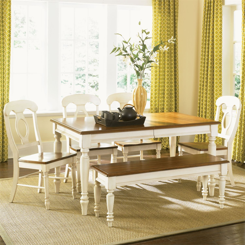 Liberty Furniture Dining Room Set 50487