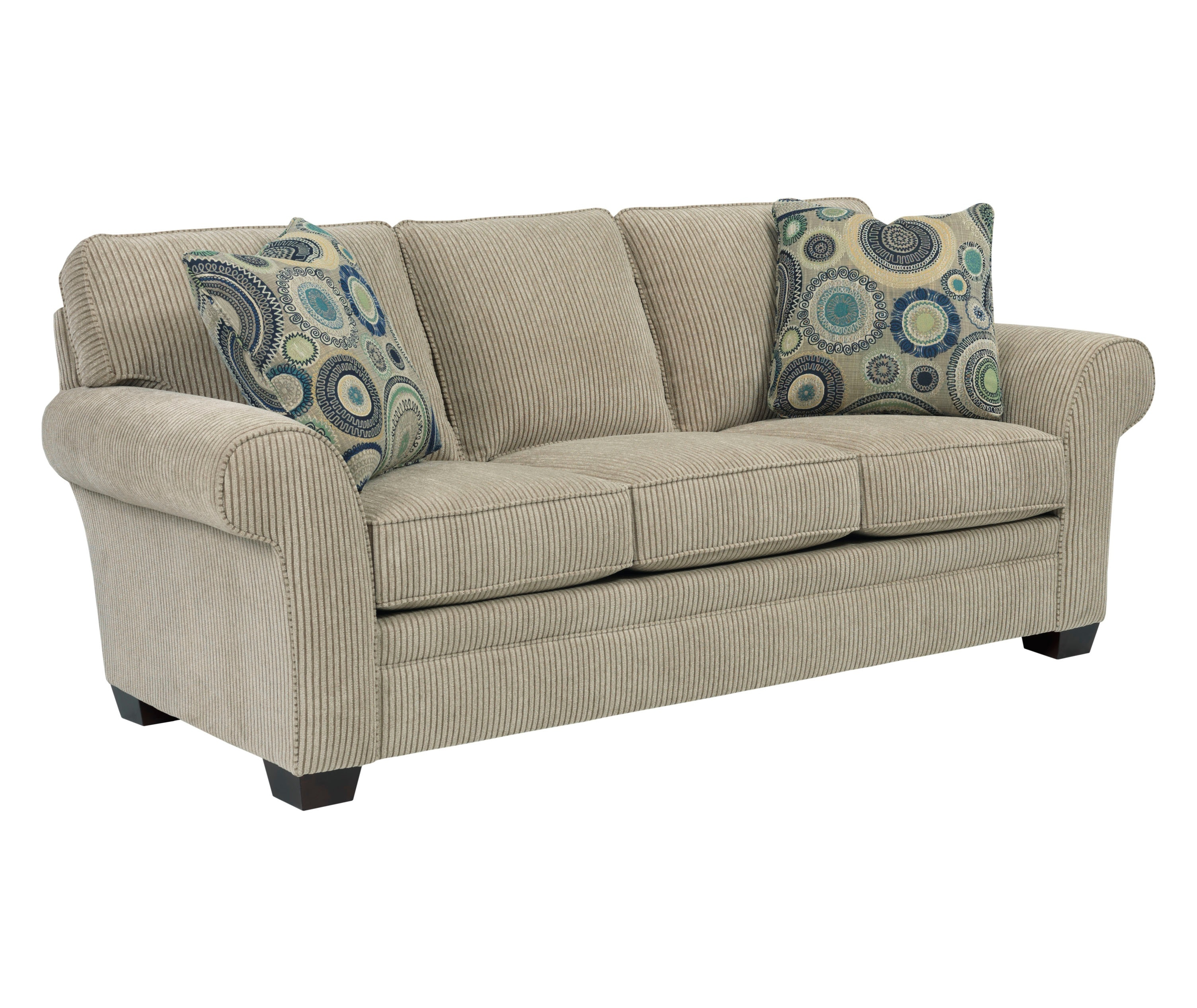 Broyhill Zachary Sofa With Pillows 503325