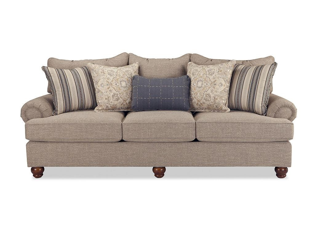 Cozy Life Sofa With Pillows 607047