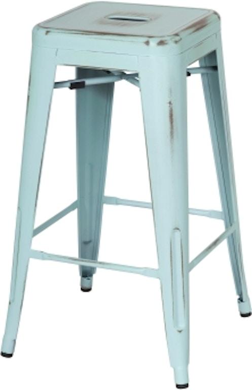 Incredible Metropolis Metal Backless Counter Stool Creativecarmelina Interior Chair Design Creativecarmelinacom