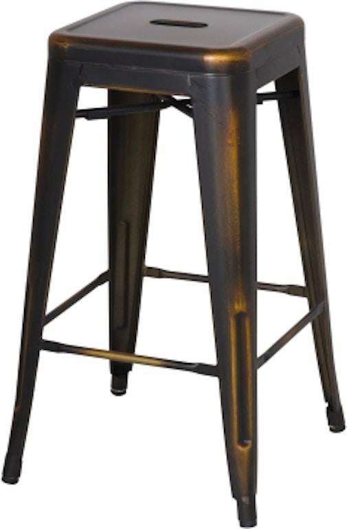 Fine Metropolis Metal Backless Counter Stool Creativecarmelina Interior Chair Design Creativecarmelinacom