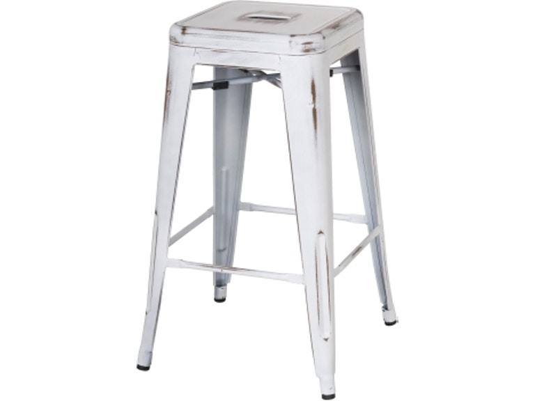 Swell Metropolis Metal Backless Counter Stool Creativecarmelina Interior Chair Design Creativecarmelinacom