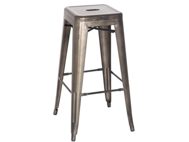 New Pacific Direct Metropolis Metal Backless Counter Stool 537883