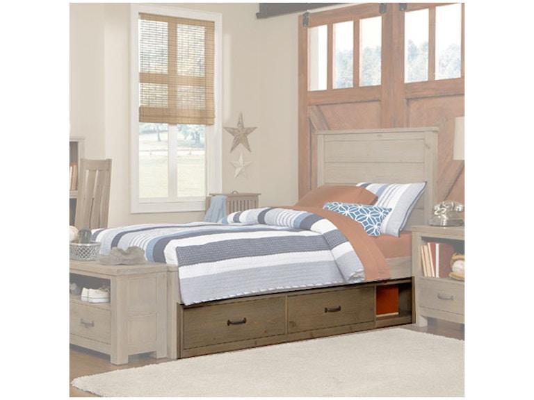 Ne Kids Highlands Under Bed Storage Unit 405027