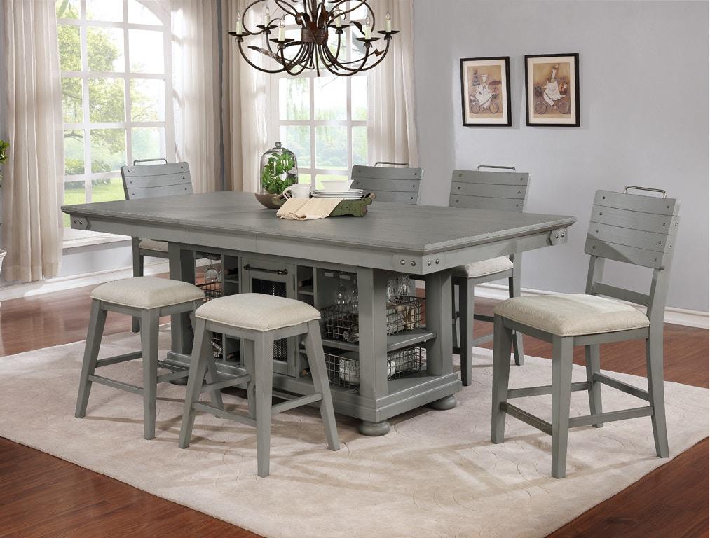 Avalon Island Table W Storage 775281 078