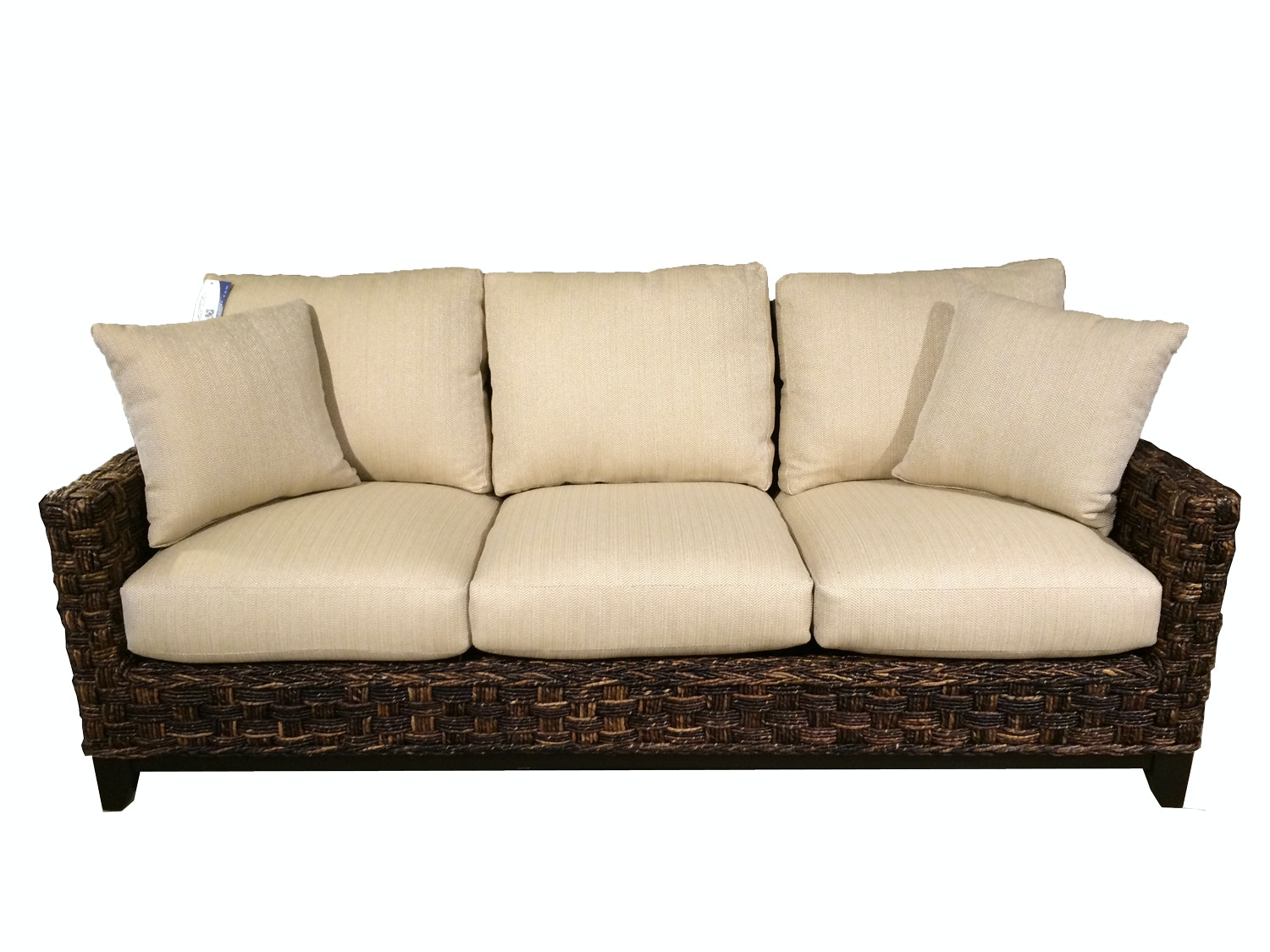 Charmant Braxton Culler Tribeca Sofa With Pillows 53213