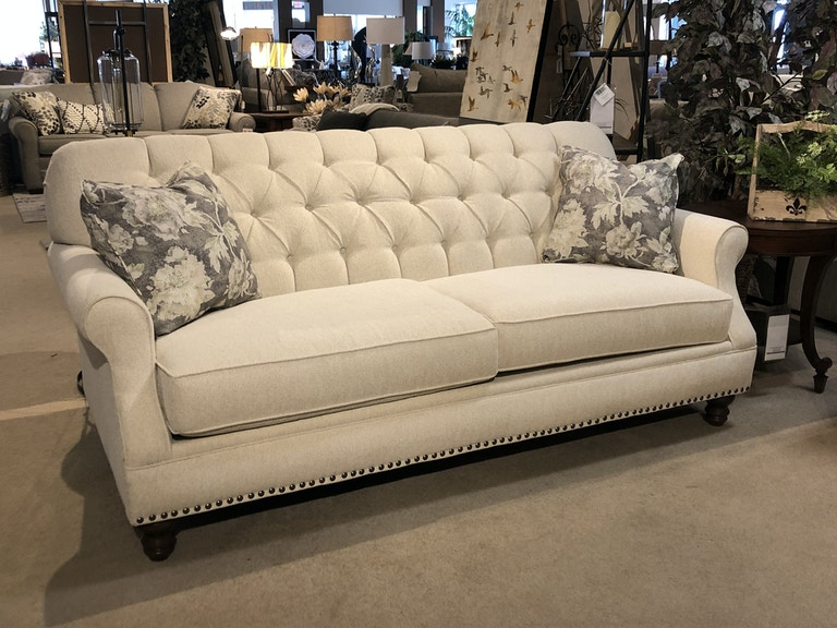 Simple Elegance Sofa With Pillows