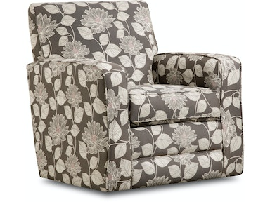 Madison Manor Swivel Accent Chair 530419