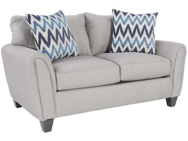 Madison Manor Loveseat with Pillows 617658