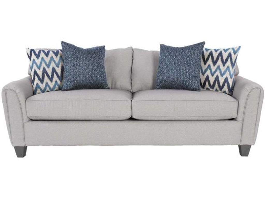 Madison Manor Sofa With 4 Pillows 617656 Talsma Furniture Hudsonville Holland Byron Center