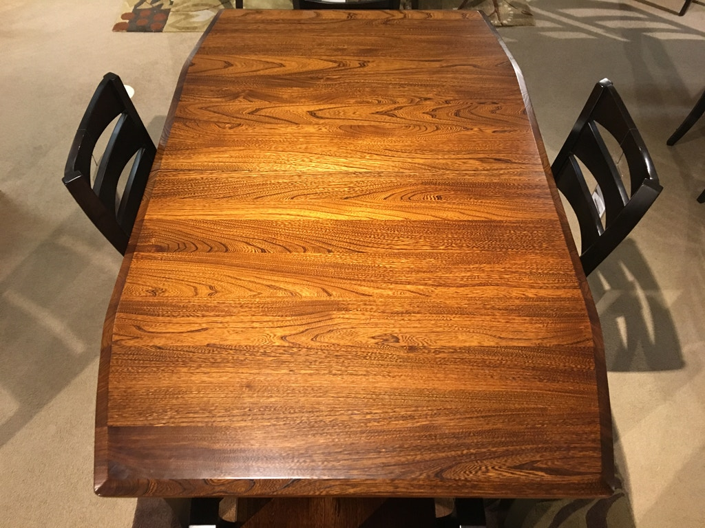 Amish Works Elm Top Table 237885
