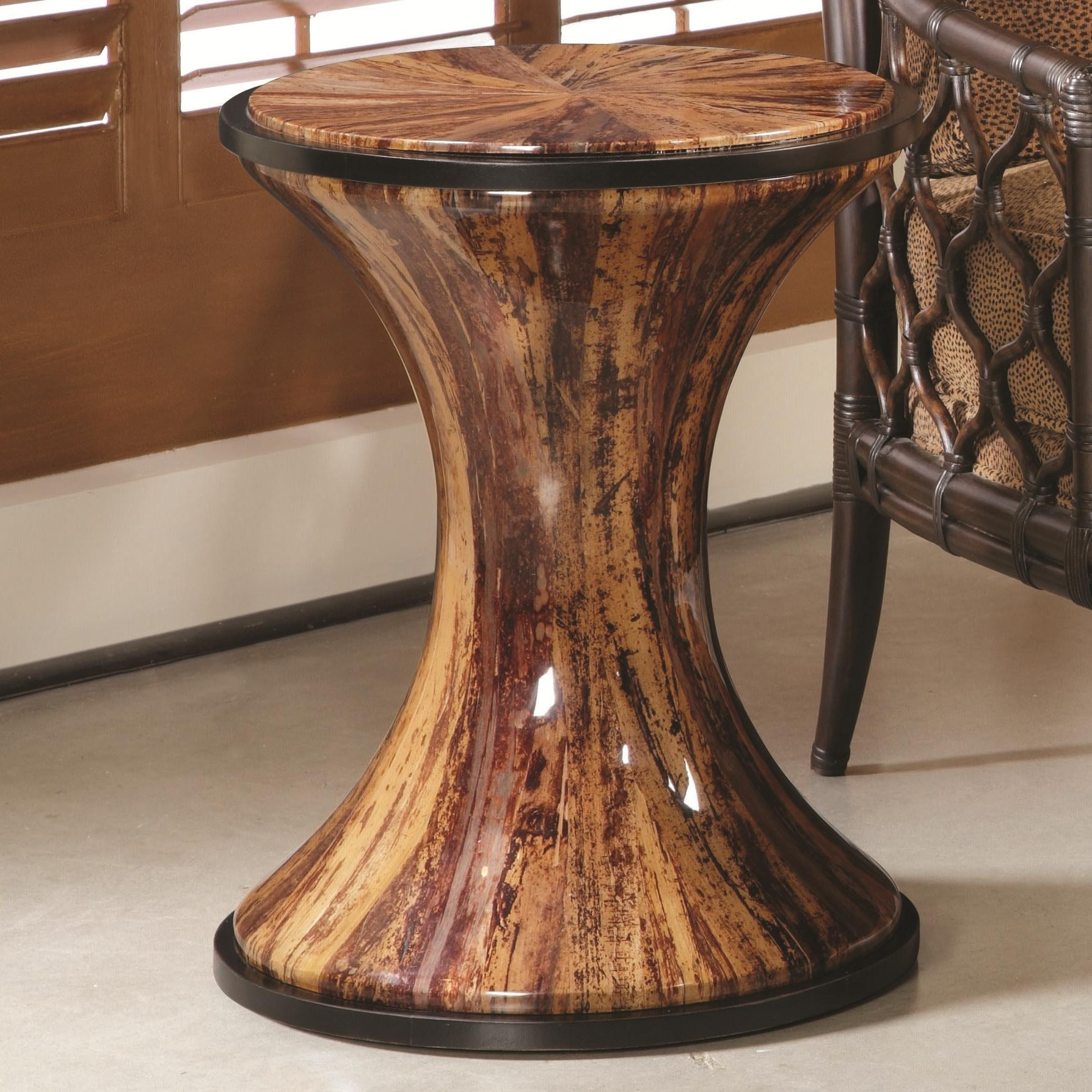 Hammary Round Accent Table 468841