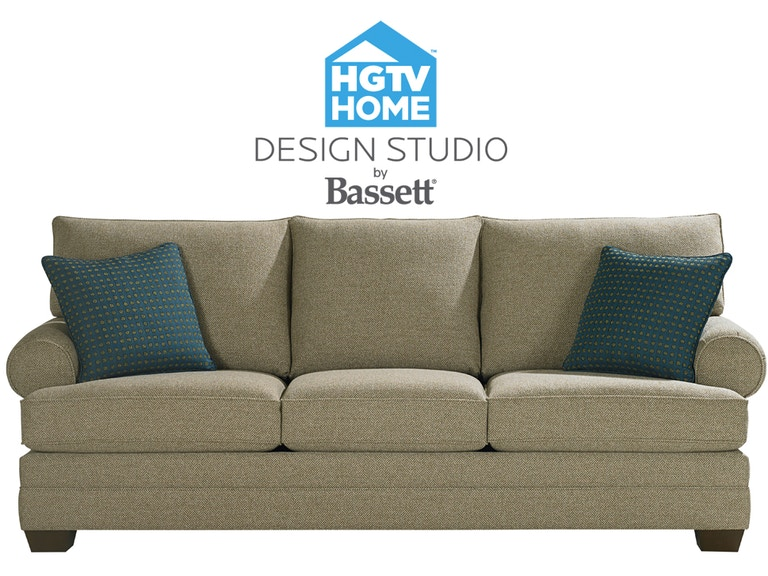 Bett Great Room Sofa With Pillows 514502
