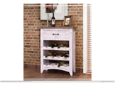 International Furniture Direct 60 Quot Tv Stand With Sliding