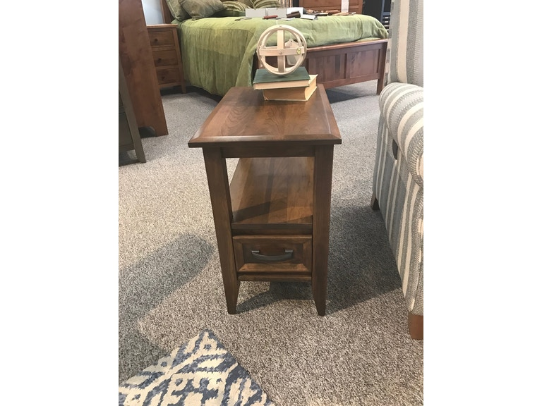 Amish Works Chairside End Table 859659 Talsma Furniture