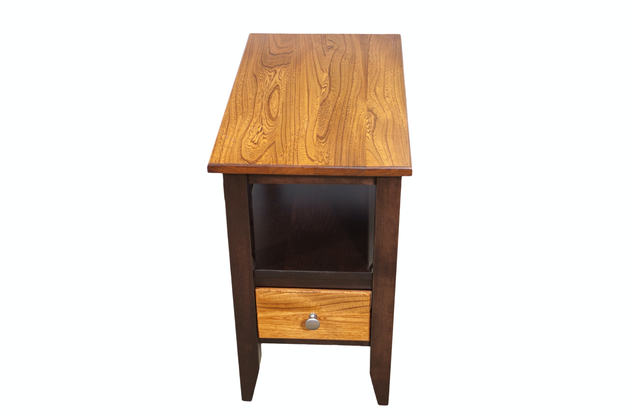 Attrayant Amish Chairside Table