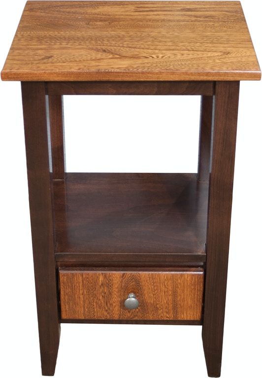 Amish Works Amish Tall End Table 281587 Talsma Furniture