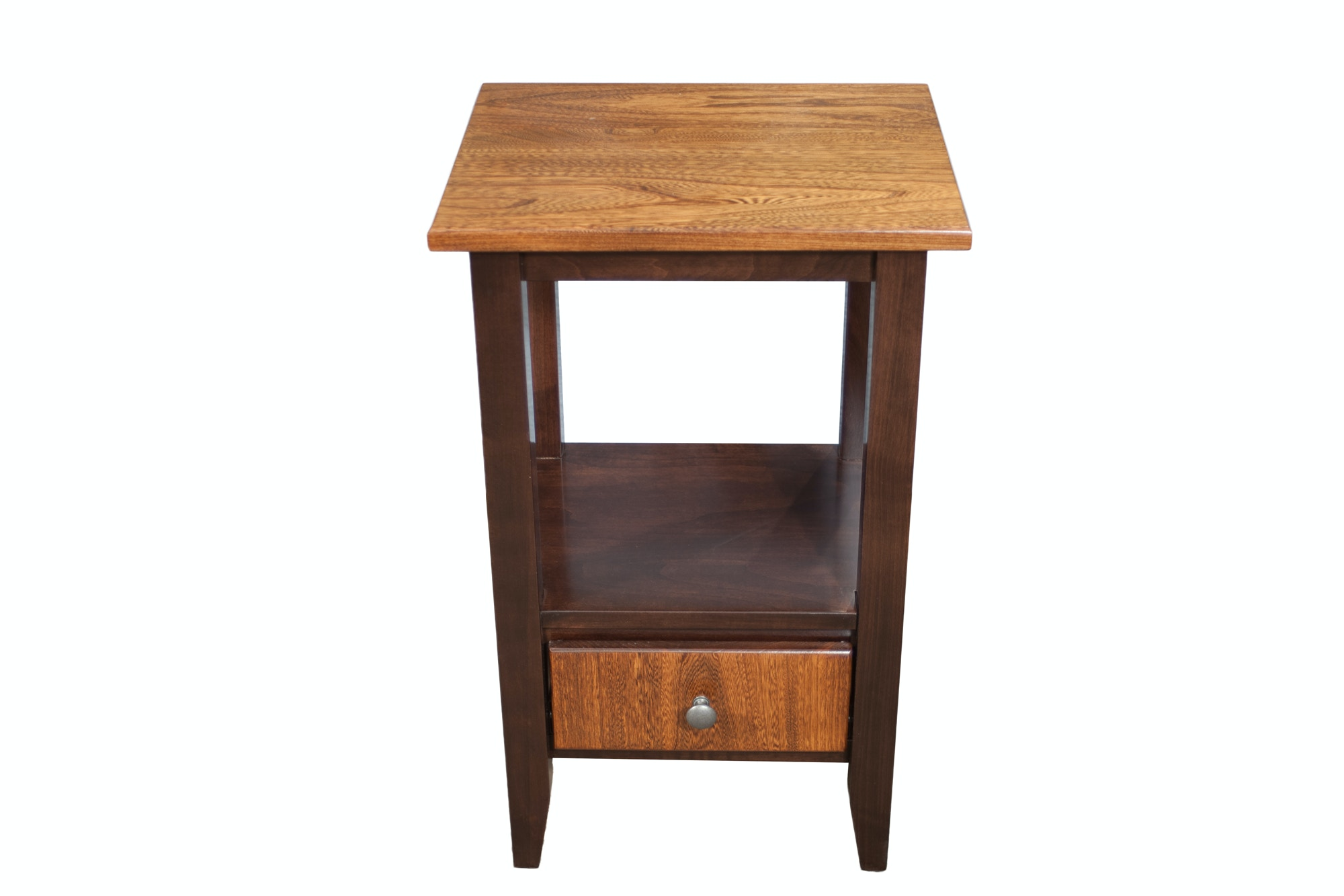 Amish Tall End Table 281587