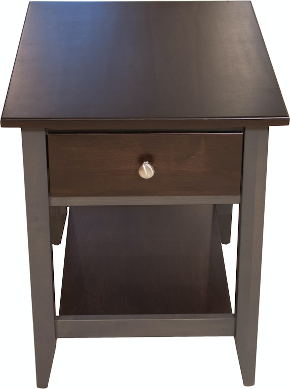Amish Works Amish End Table 609331 Talsma Furniture