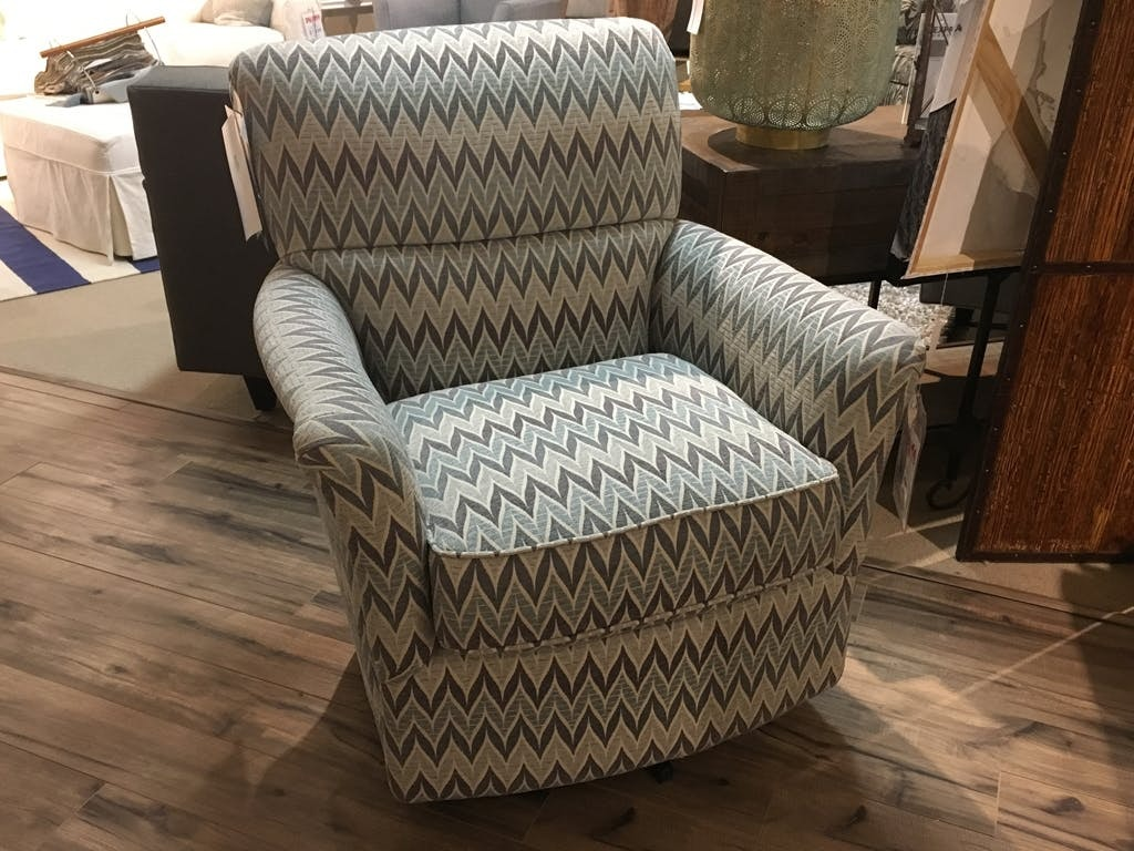 Delicieux Cozy Life Living Room Swivel Chair 612762 At Talsma Furniture