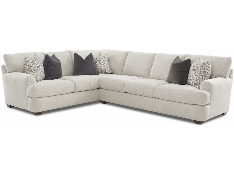 Haynes Large L-Shaped Sectional