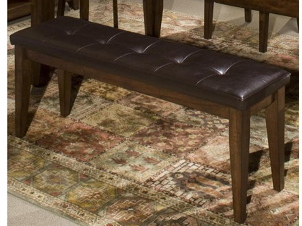 Intercon Kona Dining Bench 157799 Talsma Furniture Hudsonville Holland Byron Center Grand