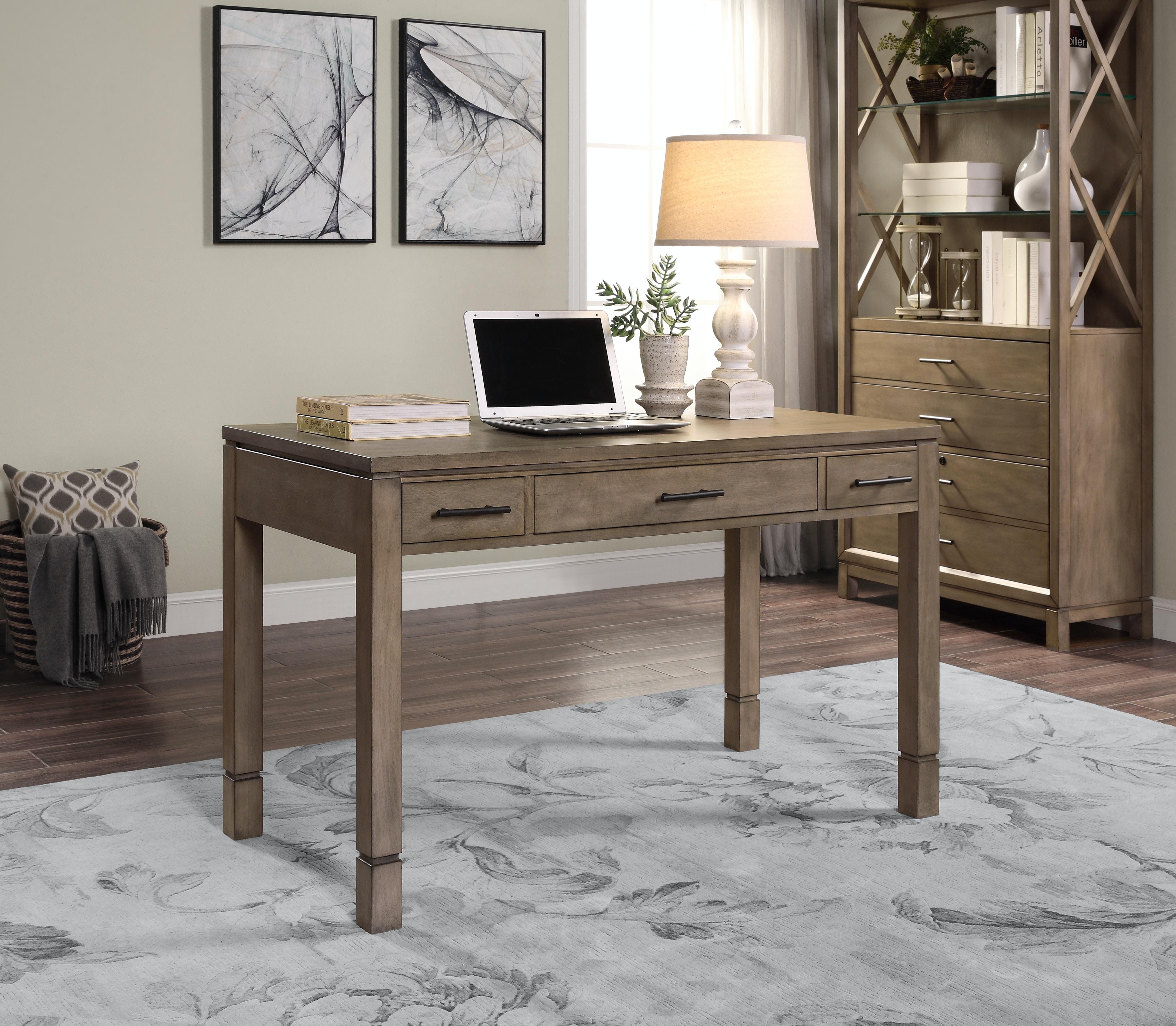 Amazing Parker House Stationary Leg Desk 816803