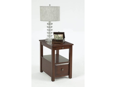 Progressive Furniture Chairside Table 332461