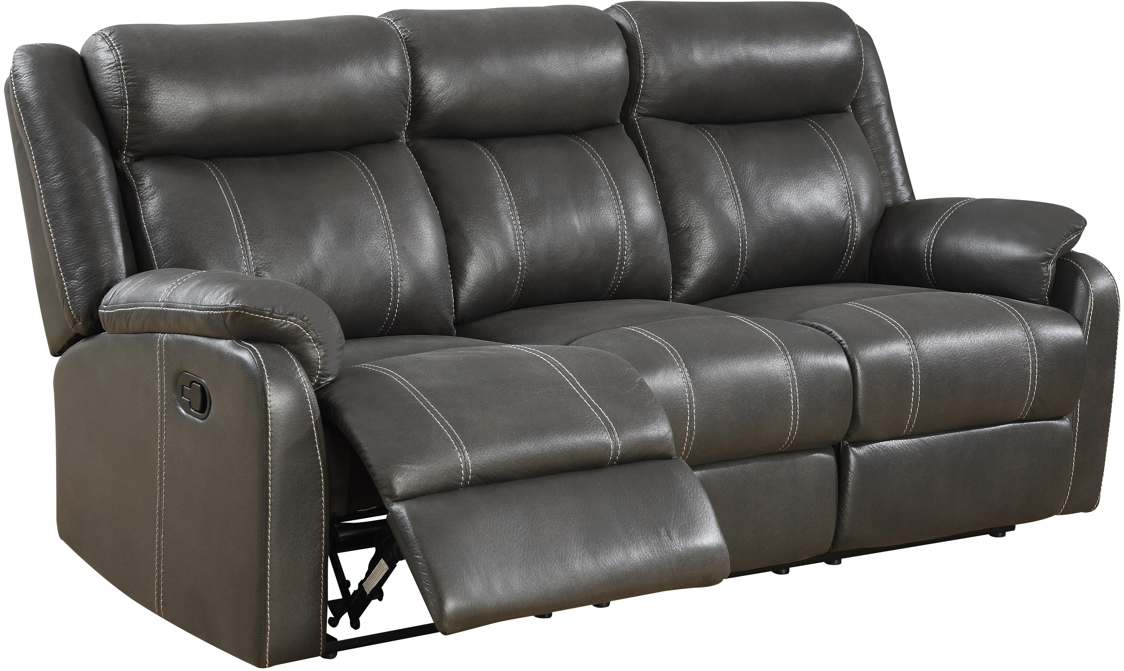 Simple Elegance Reclining Sofa With Drop Drop Down Table Domino Reclining  Sofa