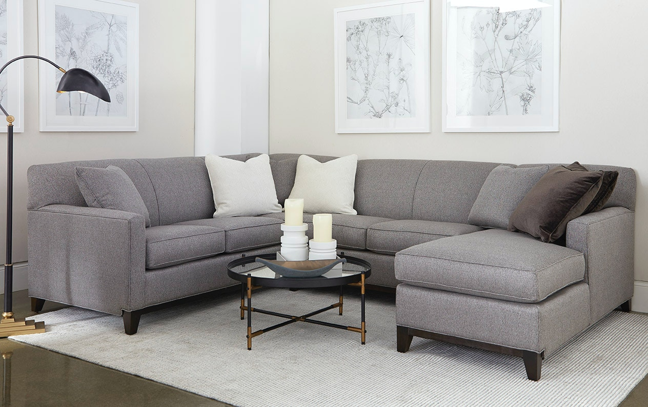 Beau Rowe Living Room Sectional 843514 24 26 At Talsma Furniture