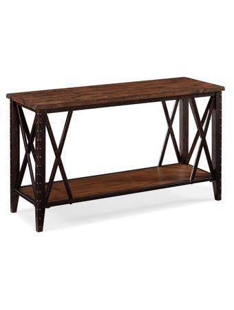 Magnussen Home Living Room Sofa Table 227457 At Talsma Furniture