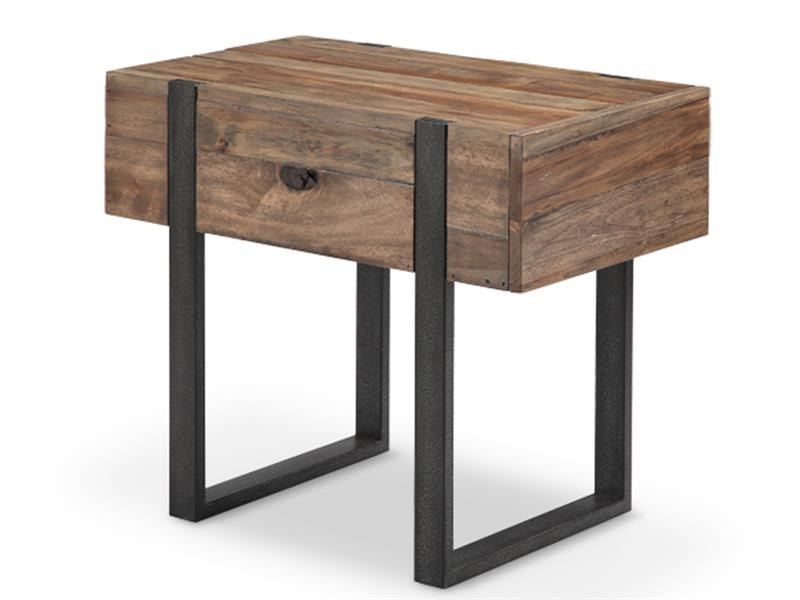 Superbe Chairside End Table