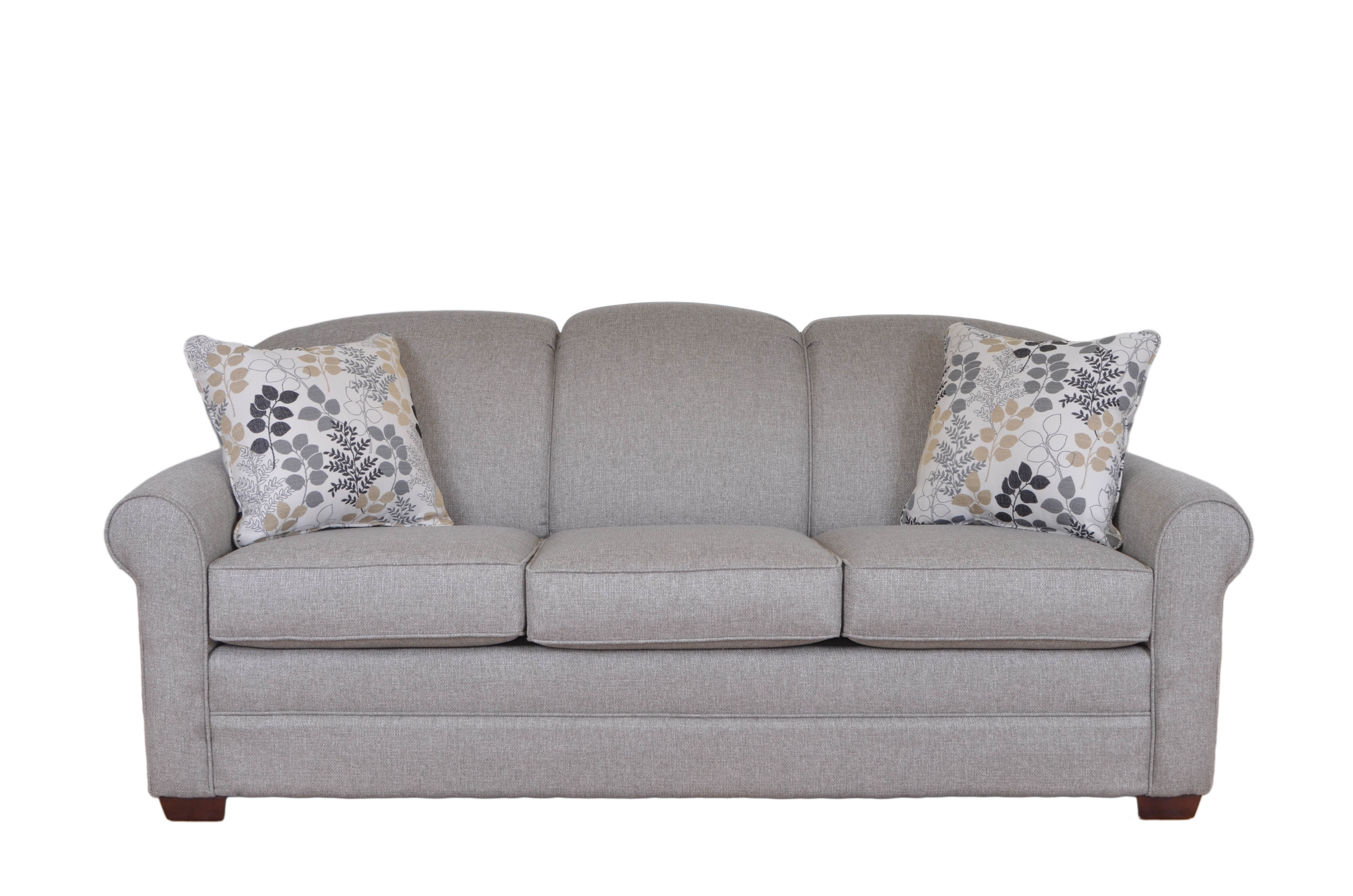 Perfect Cozy Life Sofa With Pillows 612764