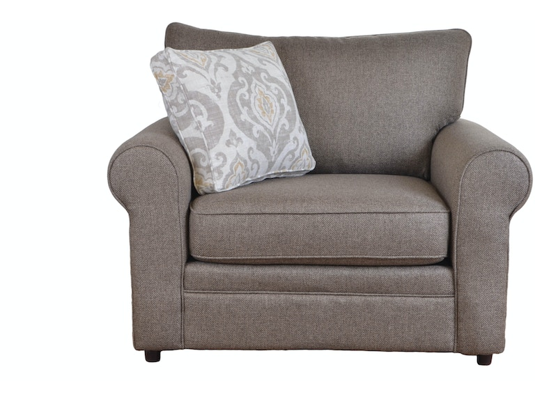 Cozy Life Chair And A Half 612770 Talsma Furniture Hudsonville Holland Byron Center Grand