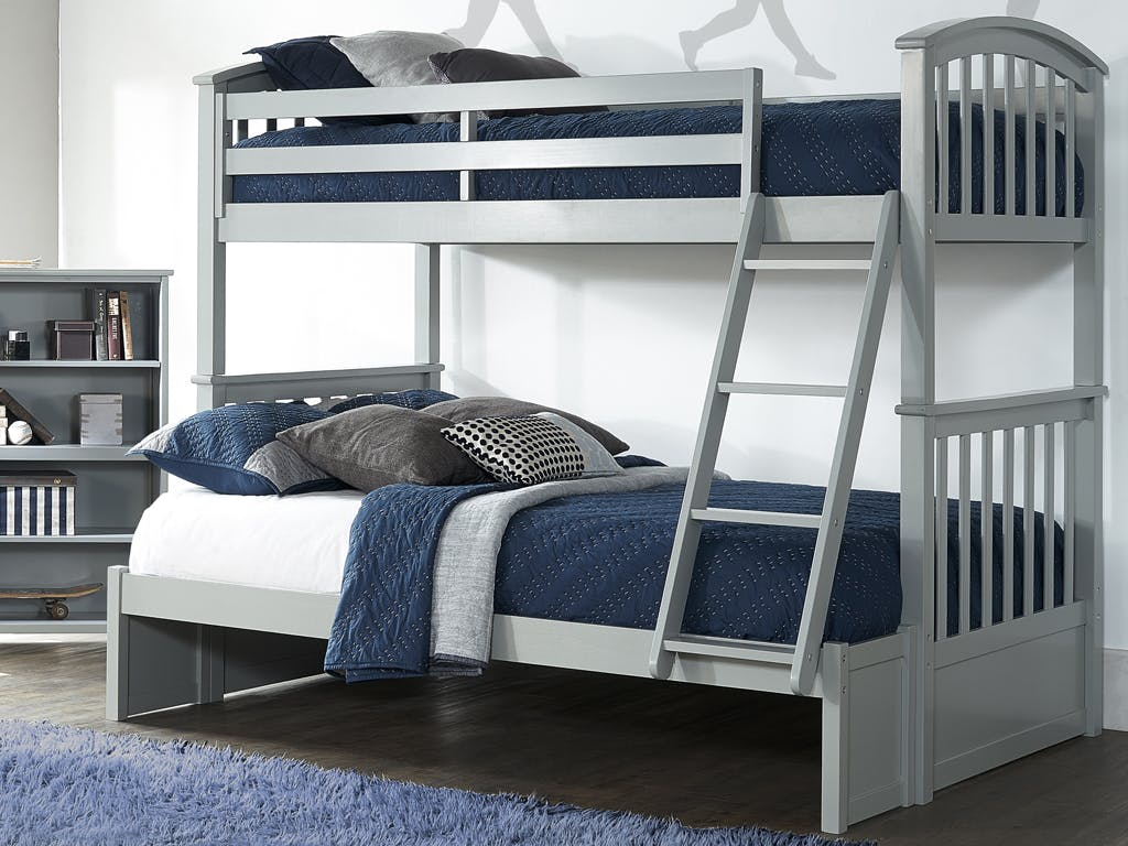 Picture of: Hillsdale Kids And Teen Twin Over Full Bunk Bed 792294 301 304 Talsma Furniture Hudsonville