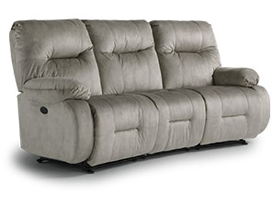 Best Home Furnishings Reclining Conversation Sofa 565751
