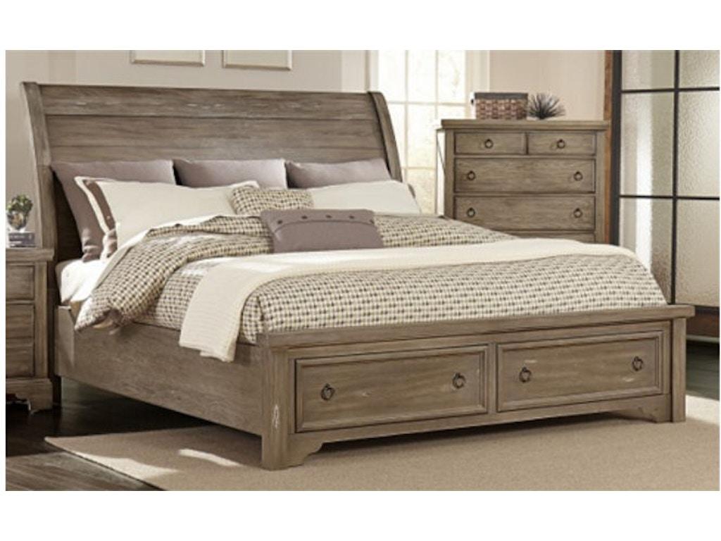 Greensburg King Panel Bed
