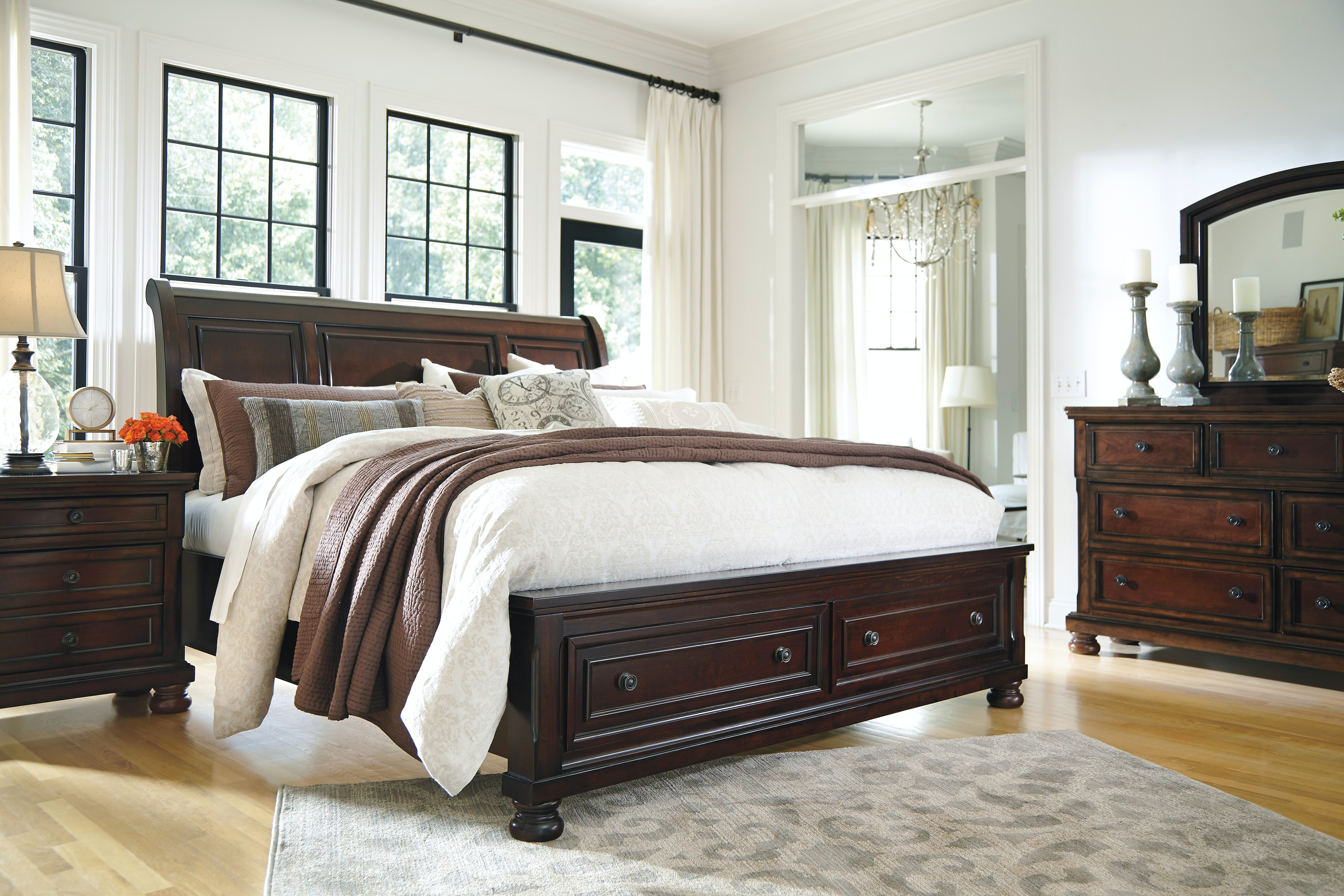 Bedroom Beds Gibson Furniture Andrews NC