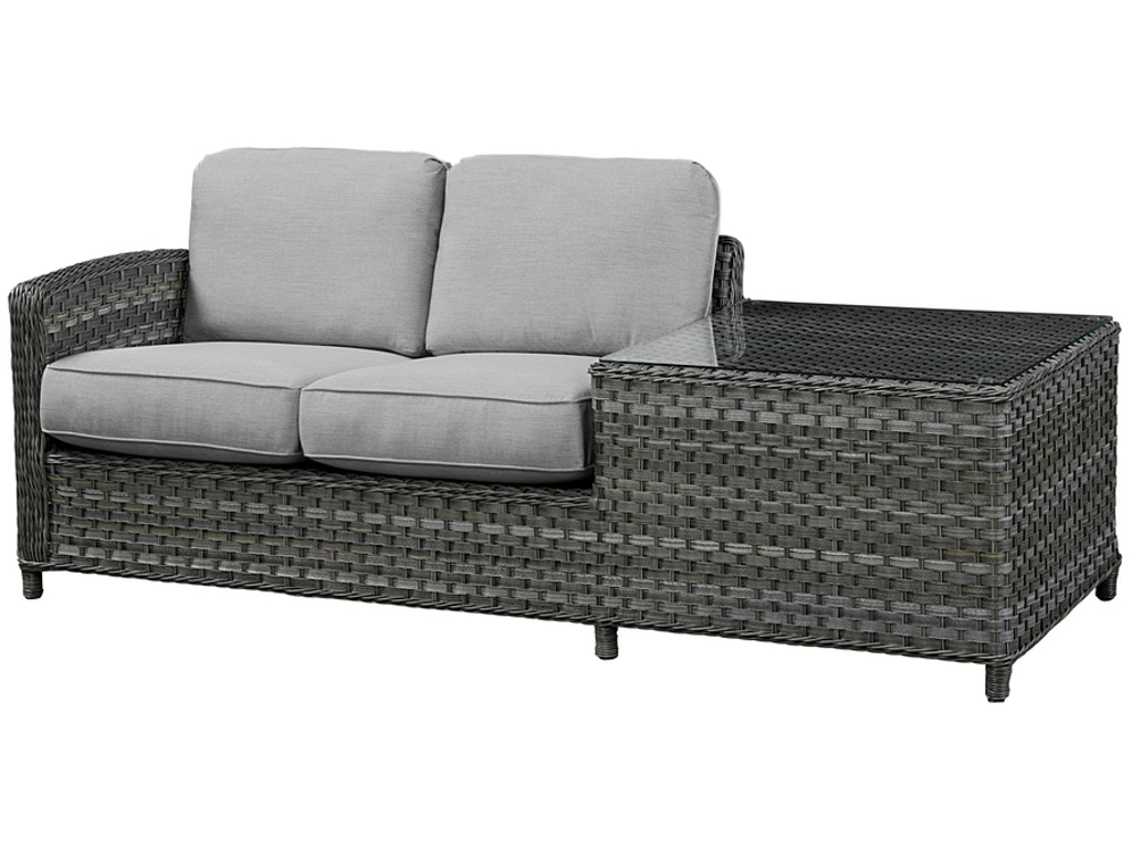 Beachcraft Outdoor Patio Lorca Collection Lorca Sectional Zing Casual Living Naples And Fort