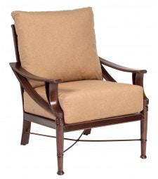 Woodard Arkadia Cushion Stationary Lounge Chair  Arkadia_cushion_590406_stationary_lounge