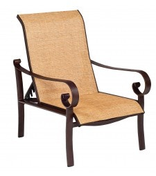 Woodard Beldon Collection Belden_62h435_adj_lounge