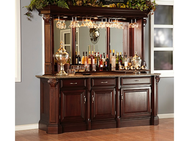American Heritage bella_back_bar_and_hutch