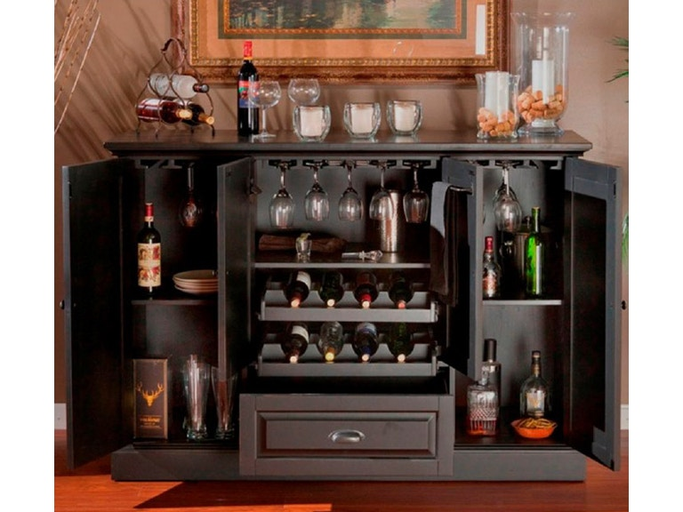 American Heritage carlotta_bar_antique_black_1