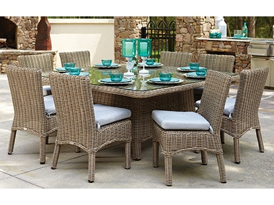 Anacara Pacifica collection Pacif8DiningDrft7286