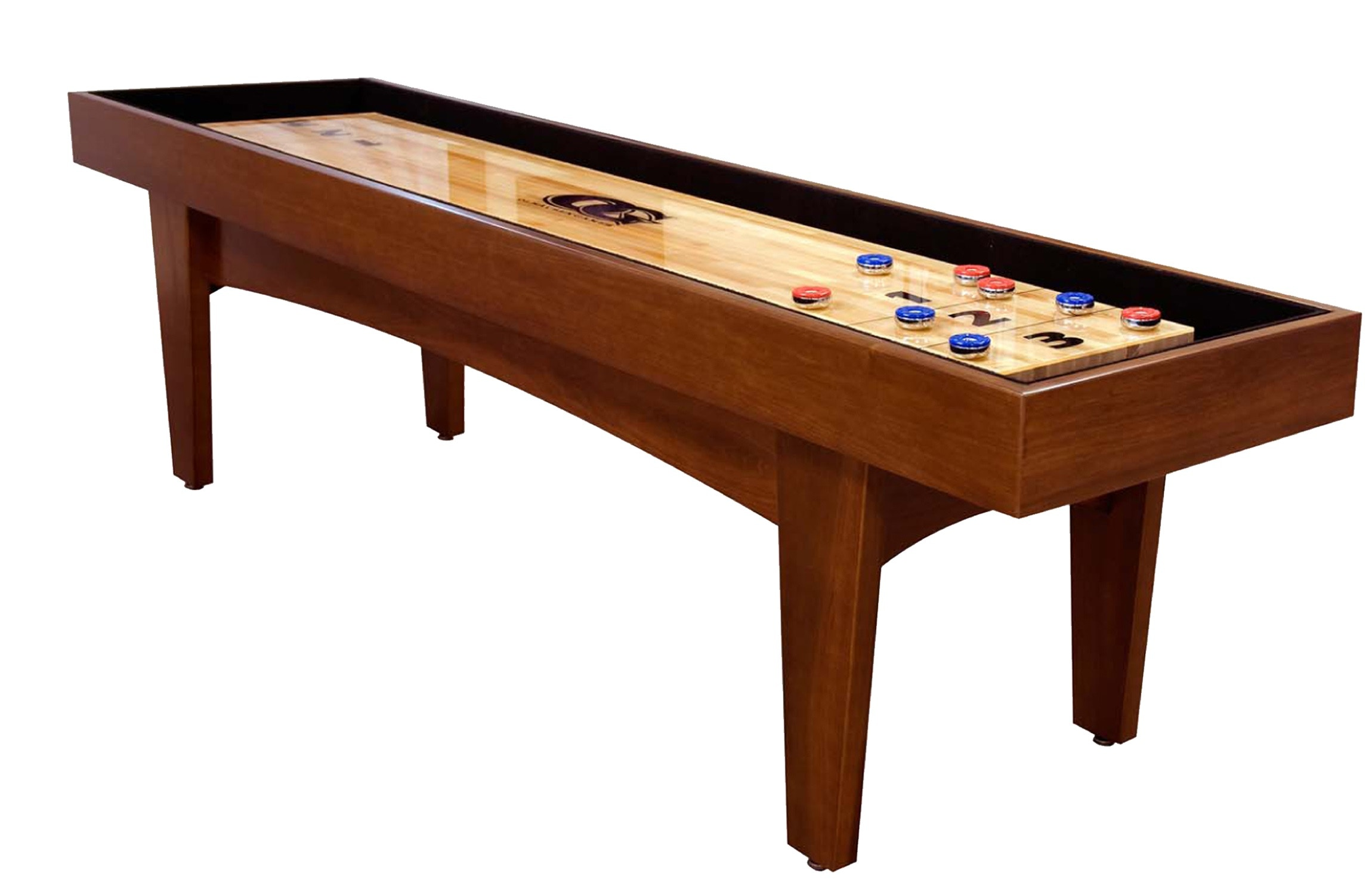 Olhausen Bar And Game Room 12ft Shuffleboard Table Pavilion At Zing Casual  Living